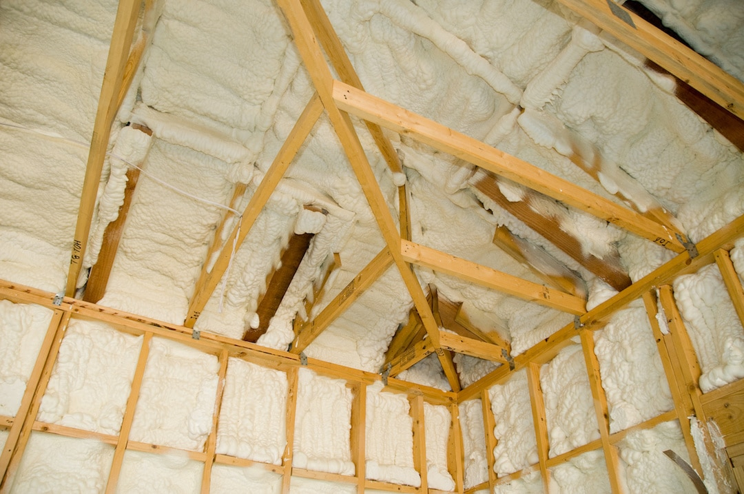 Attic Spray Foam Insulation Mobile Alabama