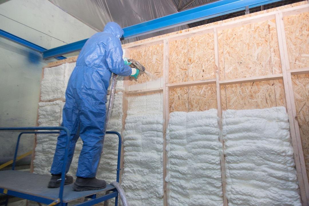 Spray Foam Insulation Mobile AL | Residential and Commercial