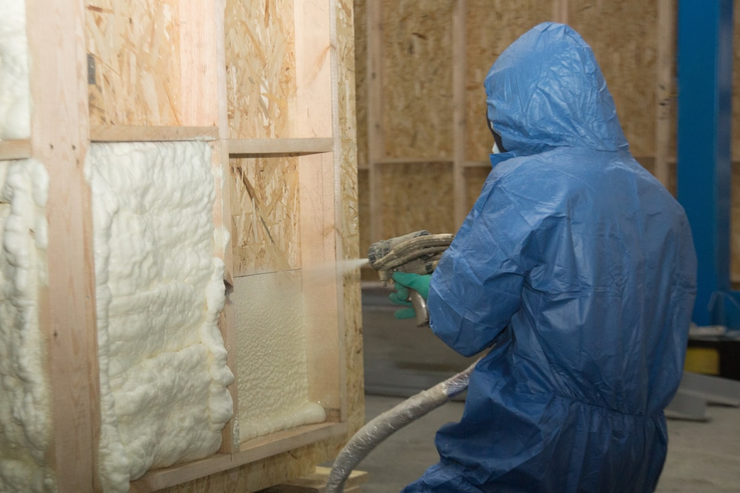 Spray Foam Insulation Contractor Mobile Alabama