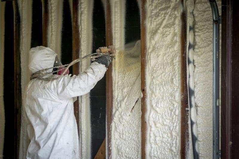 Spray Foam Insulation Contractors Mobile Alabama