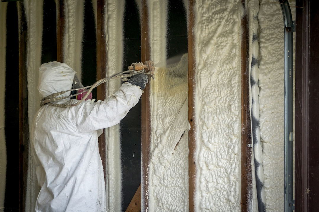 Spray Foam Insulation Contractors Mobile Alabama