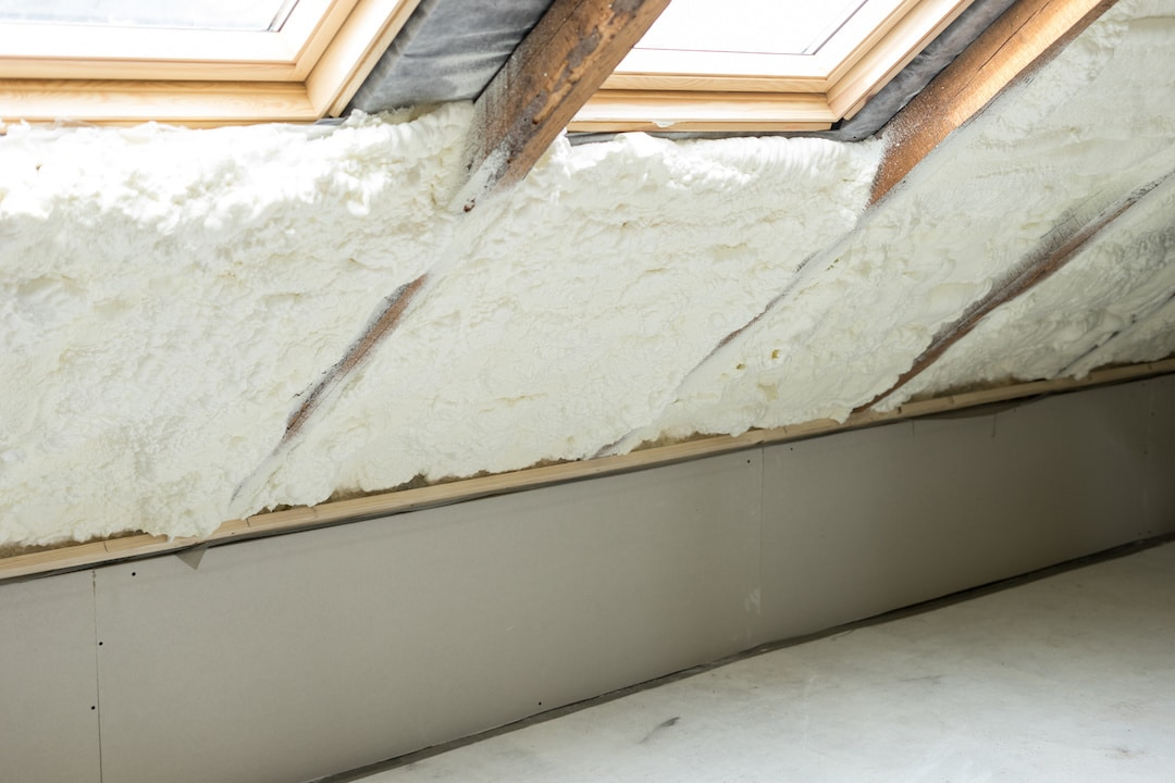 Spray Foam Insulation Installation Service Mobile AL