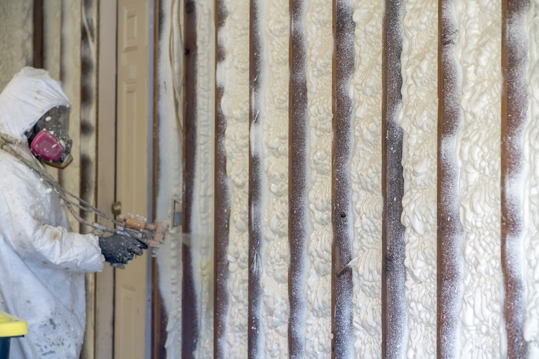 Spray Foam Insulation Installers Mobile AL