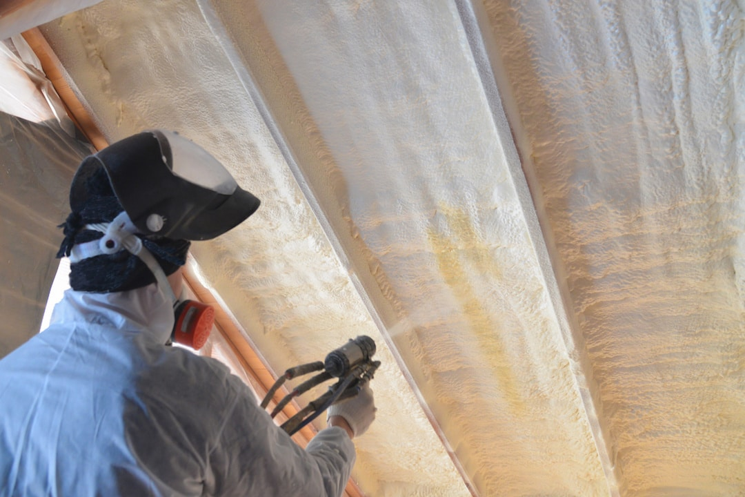 Spray Foam Insulation Installers Mobile