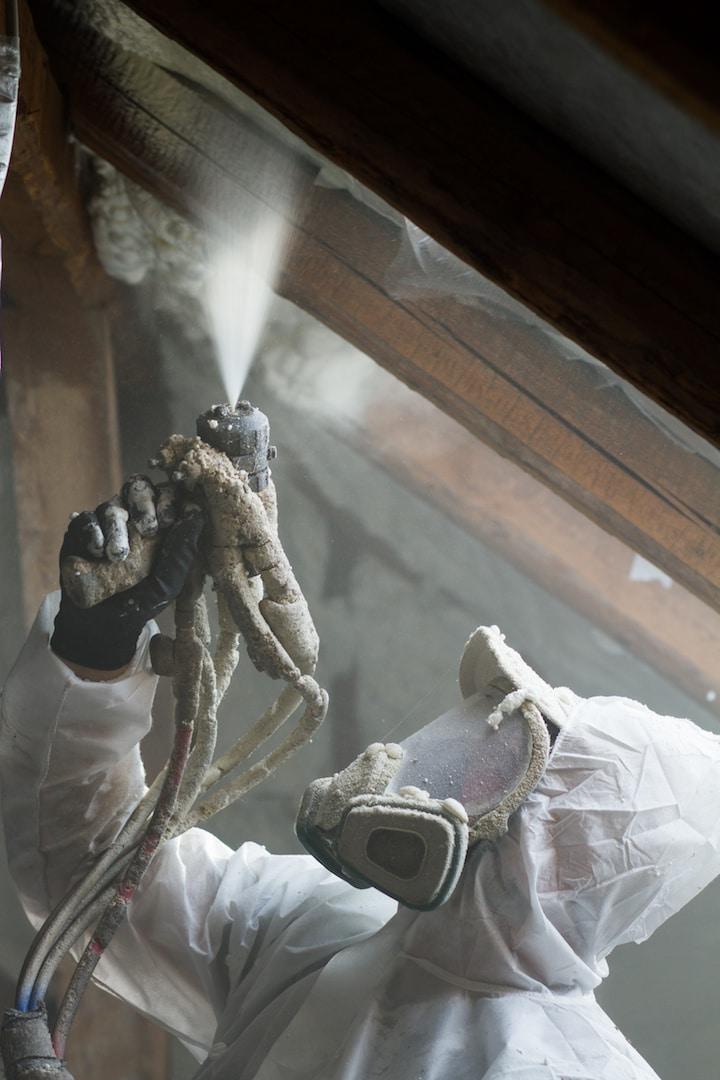 Spray Foam Insulation Contractors Alabama